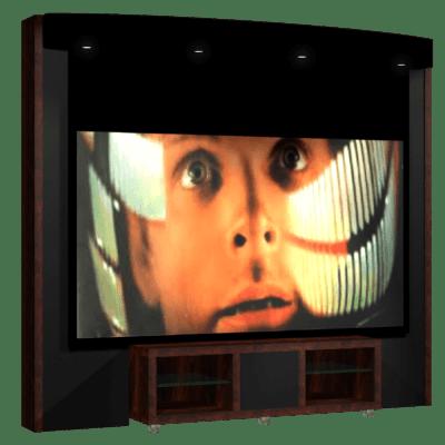 Mobilier home cinéma - Scènes-avant