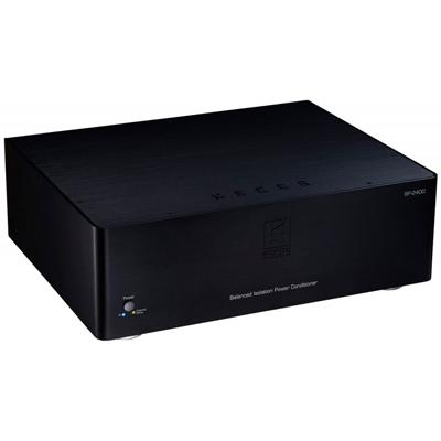 Keces Audio BP-2400 – 8 sorties